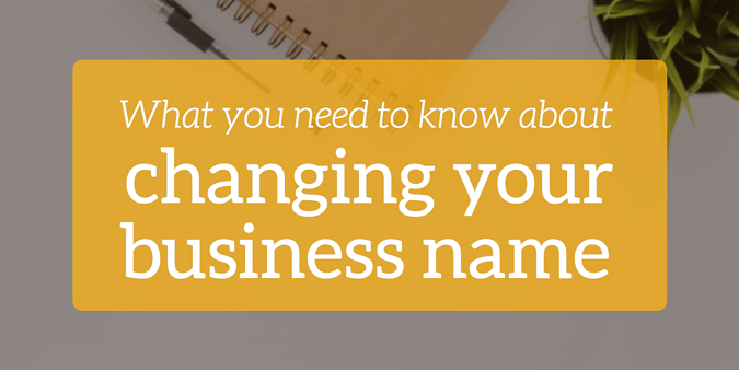 changing-your-business-name