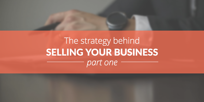 strategy-selling-business-part-one